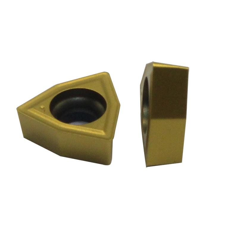 20pcs WS5131 WCMX030204 CNC turning blade carbide insert20pcs WS5131 WCMX030204 CNC turning blade carbide insert