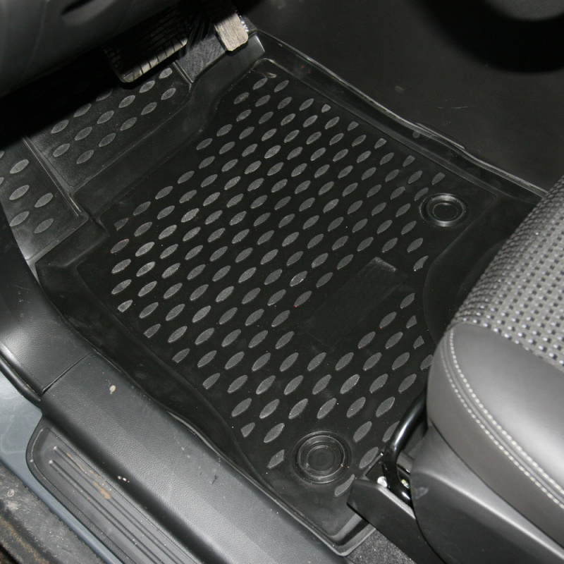 Mats in the salon For CHEVROLET Captiva, 2011->, 5 PCs (polyurethane) mats in salon сртк chevrolet еpikа 09 rubber ch ep 06 10 g 02043