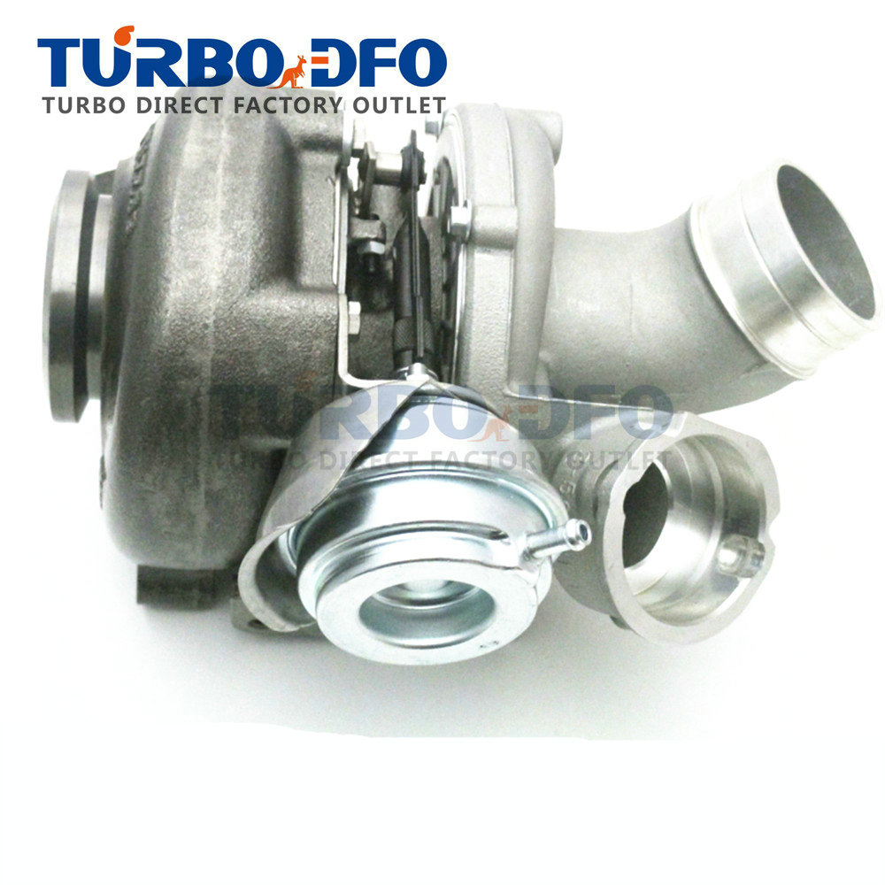 <font><b>GT2056V</b></font> turbo charger 716885 new turbine complete for VW Volkswagen Touareg 2.5 TDI BAC BLK 128 KW 174 HP 070145701J 070145702B image
