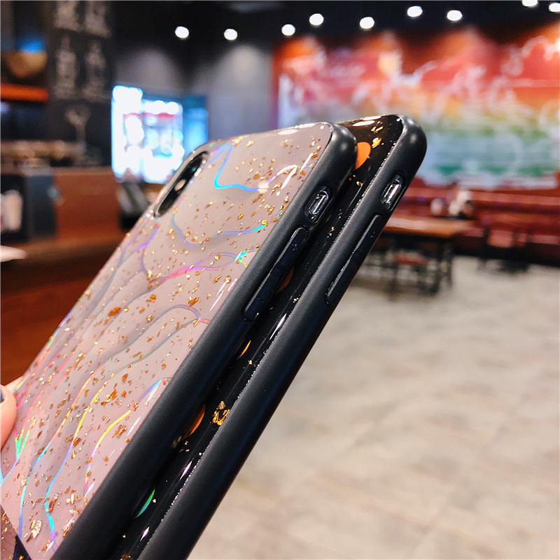 New Luxury Wear resistant anti slip fashion silicon ecover case for iphone X XR XS MAX 6 6S 7 plus 8plus personality phone cases in Half wrapped Cases from Cellphones Telecommunications