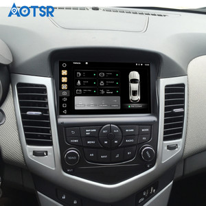 """8"""" Android 9.0 Car GPS Radio Player for Chevrolet Cruze 2008-2011 with Octa Core 4GB+32GB Auto Stereo Navi Multimedia Free Map(China)"""