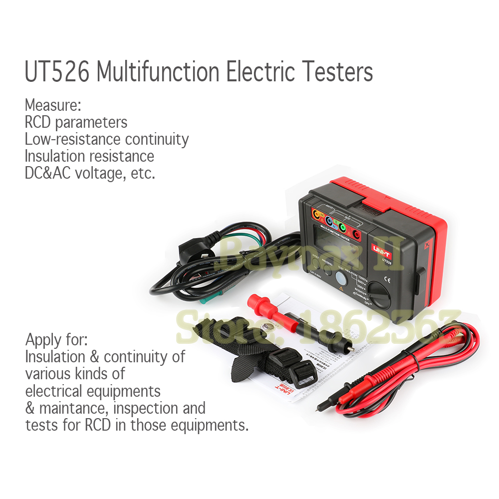 High Quality insulation tester