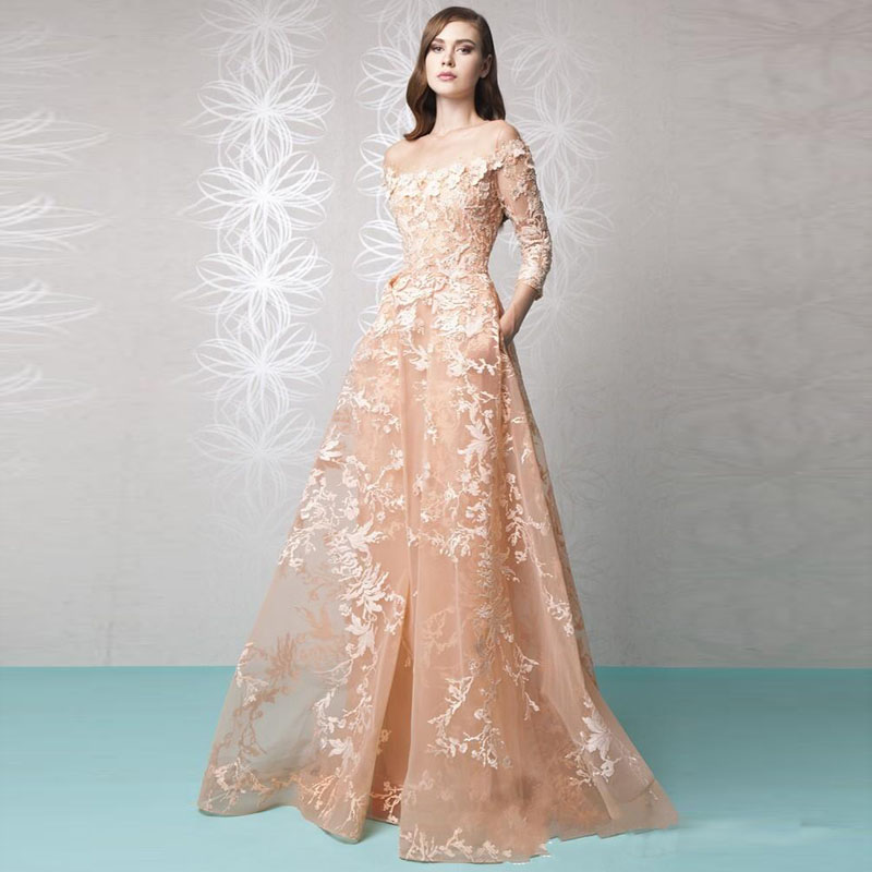 Popular Modest Prom Dress Patterns-Buy Cheap Modest Prom Dress ...