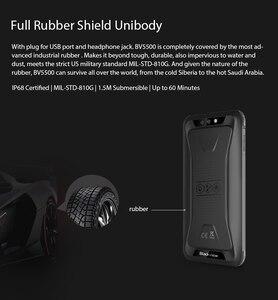 "Image 4 - Blackview BV5500 Cep IP68 Su Geçirmez Smartphone 5.5 ""Ekran 2 GB RAM 16 GB ROM Android 8.1 MTK6580P Dört Çekirdekli 1.3 GHz 8MP 3G OTG"
