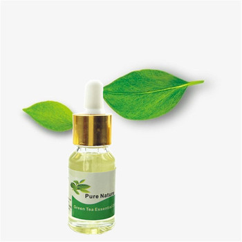 5/10/15ml Green Tea essential oil burn fat appetite control Pure Essential oil for Weight Loss Slimming Diet Detox image