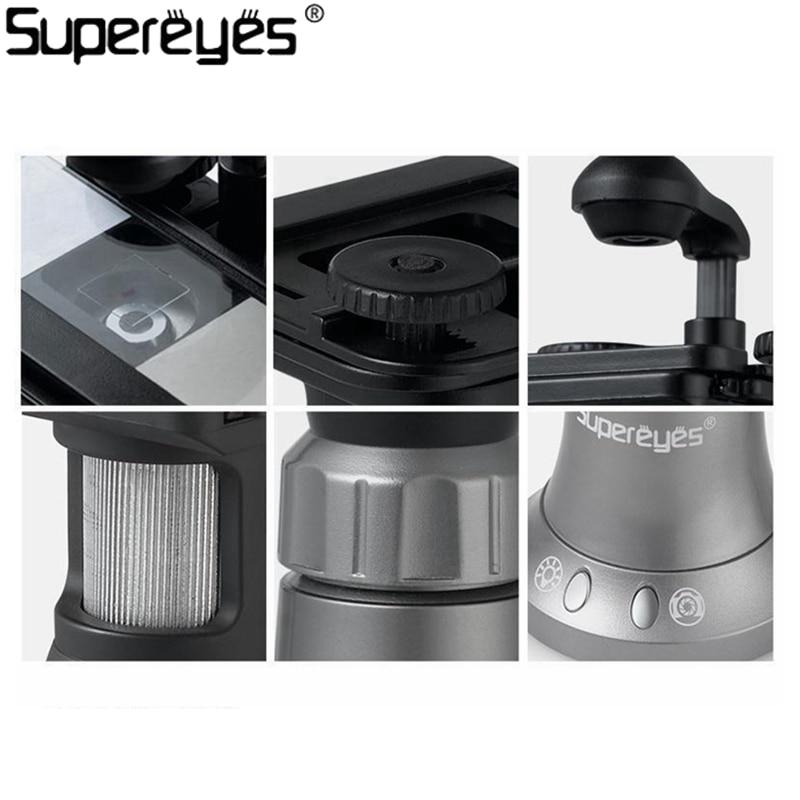 G001 számítógépes mikroszkóp USB 2000X nagy teljesítményű - Mérőműszerek - Fénykép 5