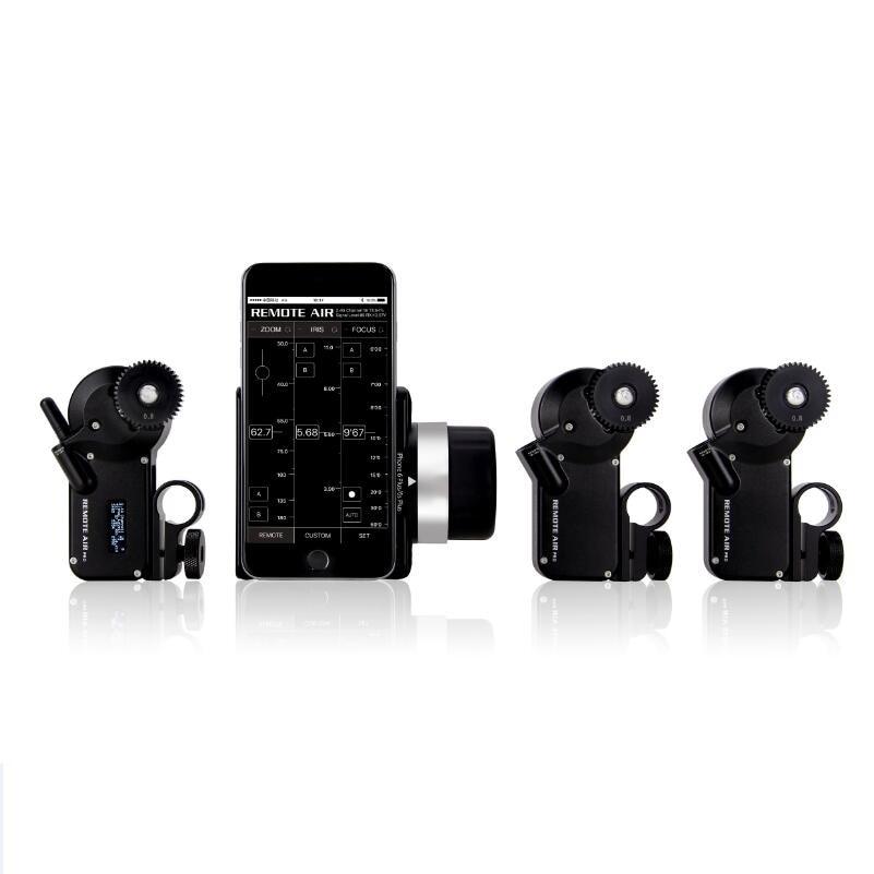 PDMOVIE PD3 P3 REMOTE air Pro three Channel motorized wireless follow focus zoom for DSLR  Crane 2  Ronin S Feiyu AK2000 Ak4000|zoom flashlight|zoom backzoom led - title=