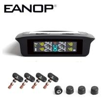EANOP-sistema de supervisión de presión de neumáticos para coche Barra de sensor interno Psi, alarma automática para coche, camión, S700