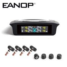 EANOP S700 samochodowy System monitorowania ciśnienia w oponach TPMS ciśnienie w oponach wewnętrzny czujnik Bar Psi ALarm automatyczny do uniwersalnych samochodów ciężarowych