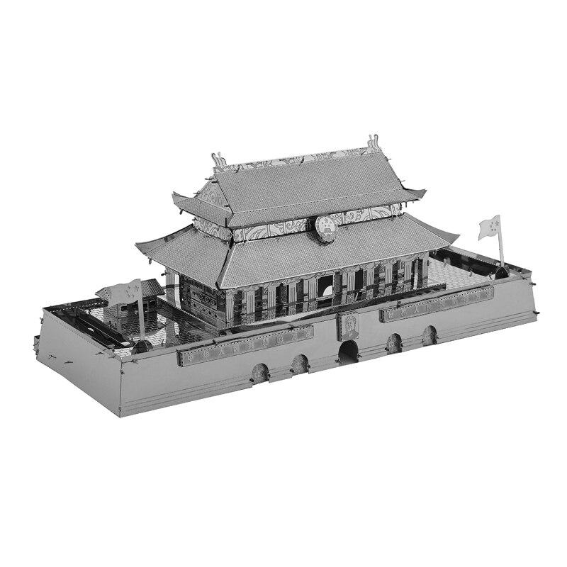 3DMetal Пазлы модели Multi-стиль DIY Лазерная - Игры и головоломки