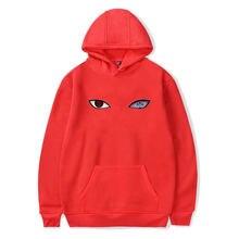 Naruto Uchiha Uzumaki Hatake Eyes Printing Pullover Sweatshirt