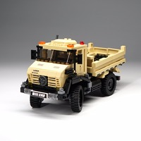 Technic Military Tank Truck Series Remote Building Block Weapon Army DIY Model Toys Compatible legoe
