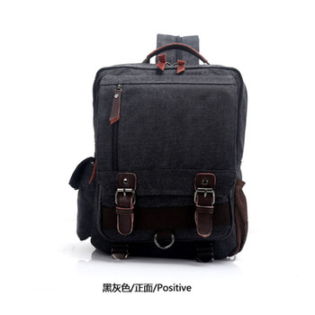 Vintage Women Canvas Backpacks For Teenage Girls School Bags Large High Quality Mochilas Escolares New Fashion Men Backpack high quality canvas school bags for girls schoolbag fashion printing backpack for ladies backpacks mochilas rucksack