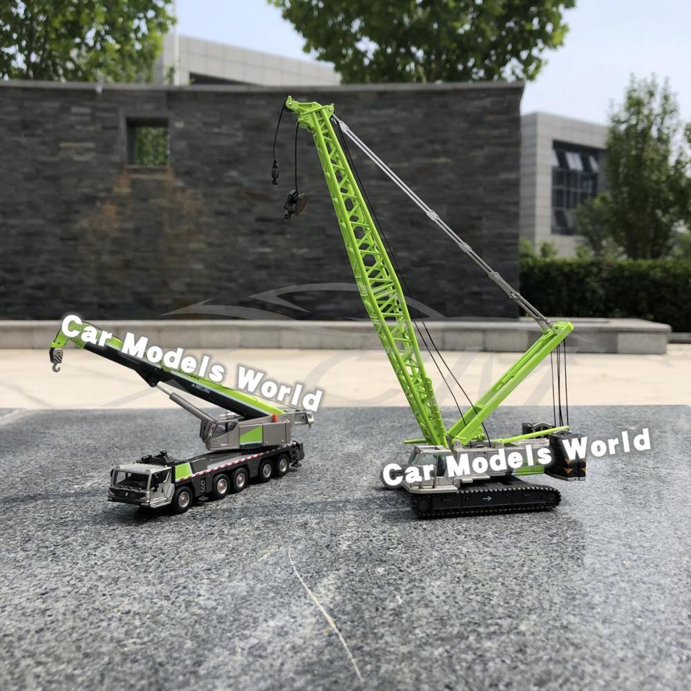 Diecast Model voor All Terrain Mobiele Kraan & Crawler Kranen Set 1:120 + KLEINE GIFT!-in Diecast & Speelgoed auto´s van Speelgoed & Hobbies op  Groep 1