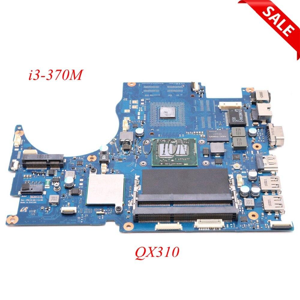 NOKOTION BA92-07121A BA92-07121B laptop motheroard For samsung QX310 i3-370M HM55 DDR3 Main board full testedNOKOTION BA92-07121A BA92-07121B laptop motheroard For samsung QX310 i3-370M HM55 DDR3 Main board full tested