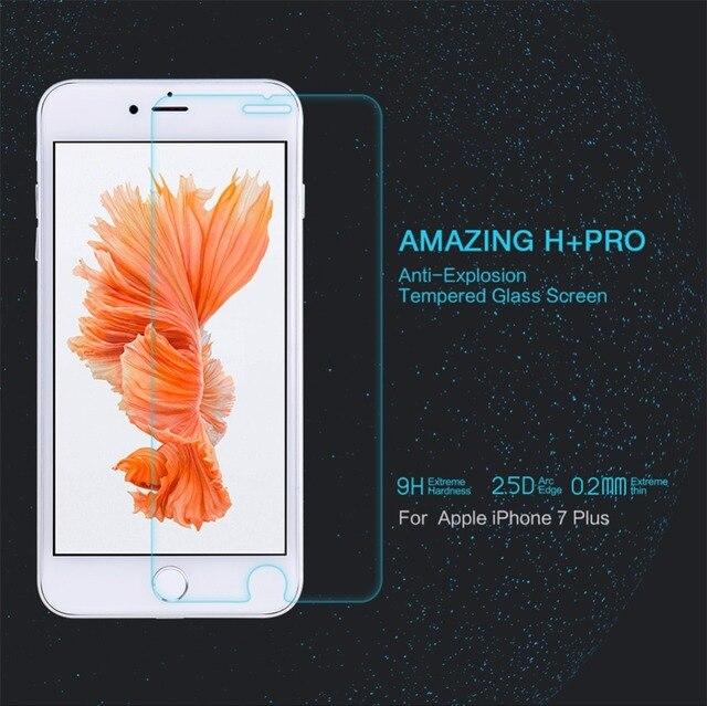 NILLKIN Удивительный Н + PRO Anti-Взрыв Закаленное Стекло-Экран Протектор для Apple iPhone 7 Plus