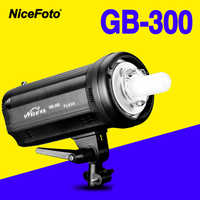 NiceFoto TGB-300 300W  Studio Flash fast recycling time GB 300 Studio profession photography studio light lamp