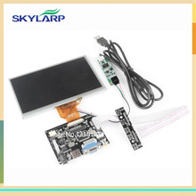 7inch LCD Display with Touch Screen TFT Monitor AT070TN90 HDMI VGA Input Driver Board Controller for Raspberry Pi