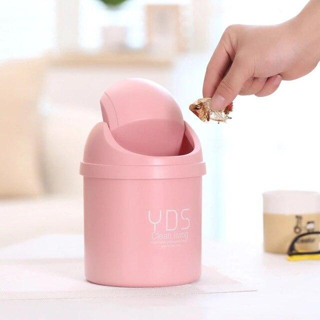 Vkstory Life Plastic Storage Bins Box For Study Kitchen Bedroom Livingroom Office Organizer