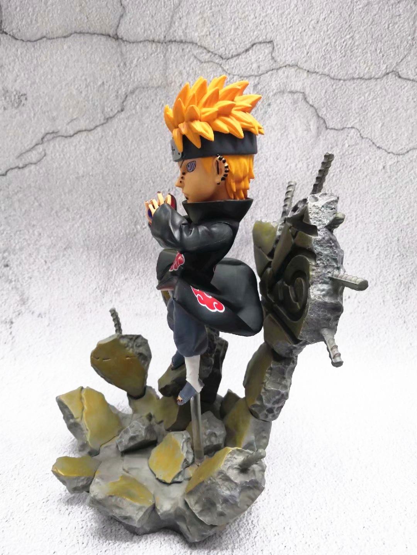 Nouveau 25 cm GK Naruto LBS livraison douleur Akatsuki figurine d'action PVC Statues modèle à collectionner jouet - 6