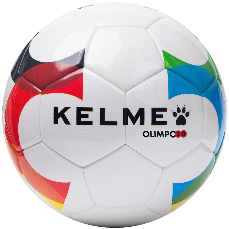 KELME Top Grade Size 4 Size 5 Soccer Ball Anti-slip PU Slip-Resistant Standard Match Training Competition Football 08 ...