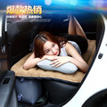 2016 HOT SALE Inflatable Travel Holiday Camping Car Seat Sleep Rest Mattress Air Bed  vicky