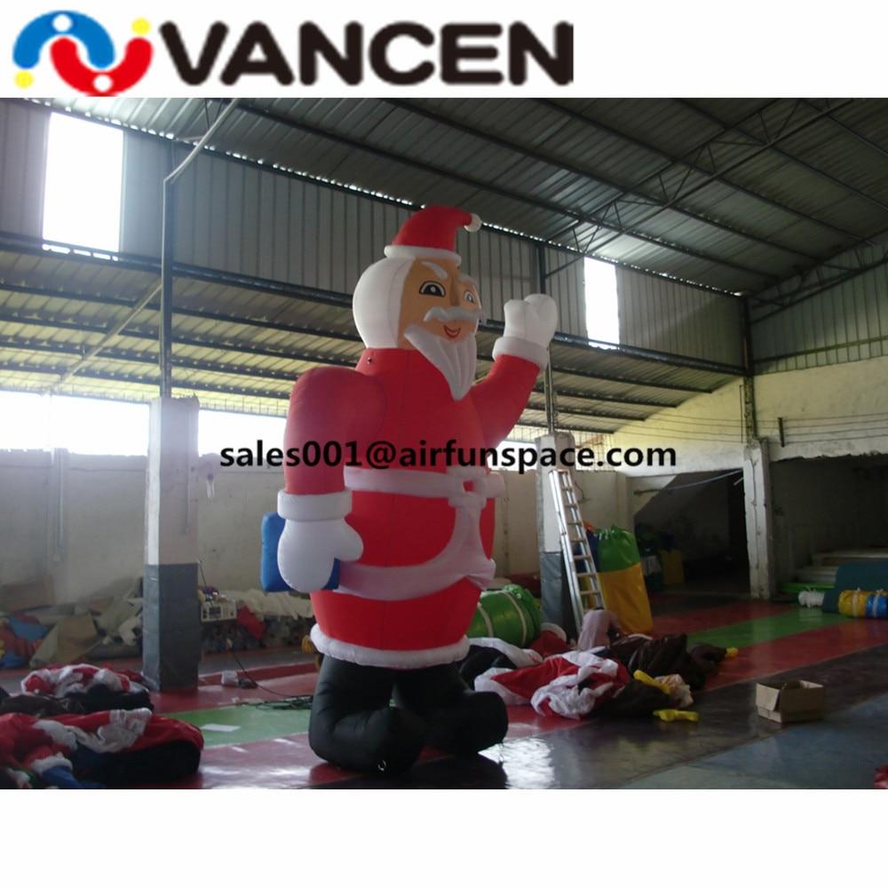 inflatable christmas decoration16