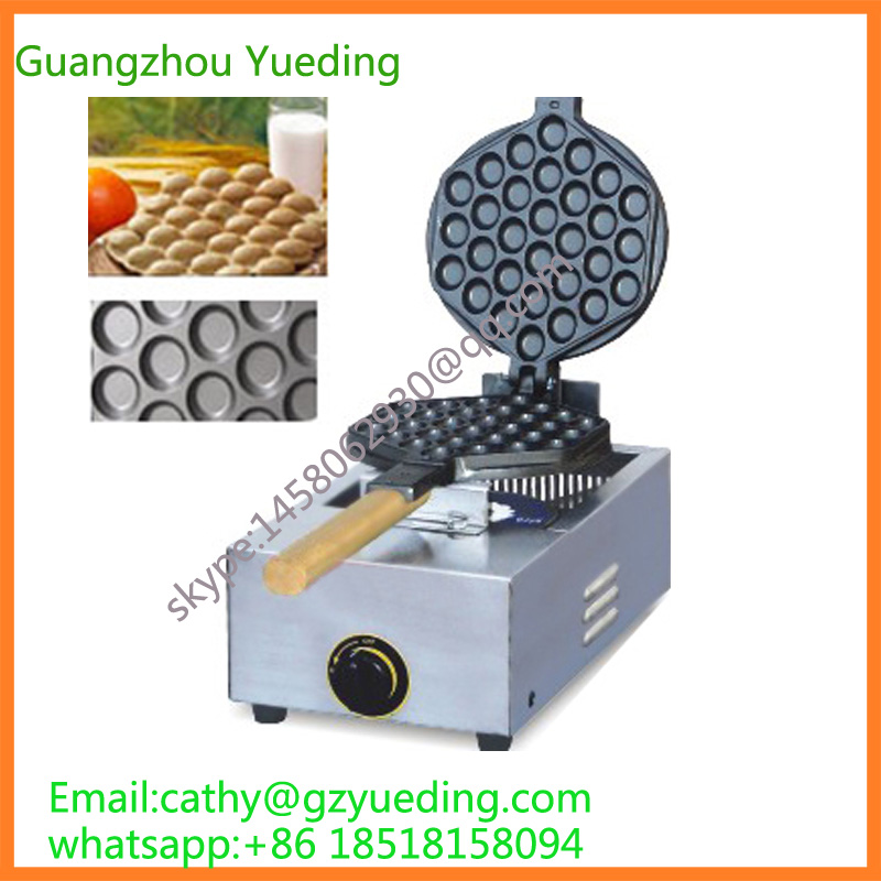 GAS Hong Kong egg waffle maker for sale/commercial egg waffle machine купить в Москве 2019