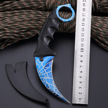 Tactic Cs Game Survival More Function Machete Paws Woodworking Multi Knife Outdoors Training Tool Recommend Blades Craft Artwork недорго, оригинальная цена