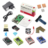 Raspberry Pi 3 Model B Noobs Starter Kit With Pi 3 Board Heatsinks Acrylic Case Cooling