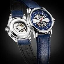 2018 OCHSTIN спортивные дизайн часы для мужчин s часы лучший бренд класса люкс Montre Homme Часы для мужчин Автоматический Скелет часы