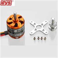 1pcs DYS D3536 910KV 1000KV 1250KV 1450KV 2-4S Brushless Motor for Multirotor RC Models Toys