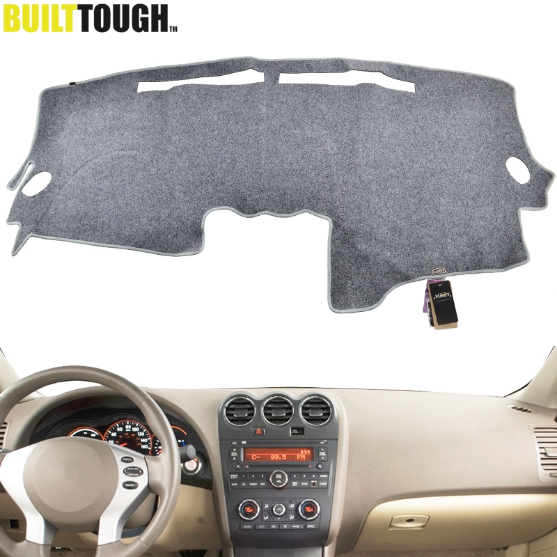 Dashmat For Nissan Altima 2007-2012 Dash Cover Mat Dashboard Pad for US Version