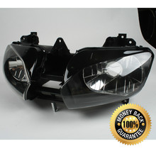 For YAMAHA R6 1998-2002 1998 1999 2000 2001 2002 98-02 Motorcycle Headlight Head Light Front Lamp Assembly`