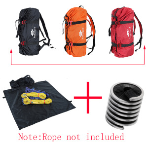 Rock Climbing Rope Bag Cord Ca