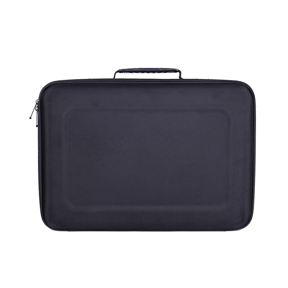 2019 date qualité dur EVA voyage sac de rangement étui de transport contrôleur de protection sac à main pour PS4/PS4 Slim Console de jeu