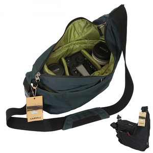 Image 2 - Offre spéciale CAREELL C2028 léger étanche reflex appareil photo sac épaule micro simple appareil photo sac professionnel décontracté hommes et femmes