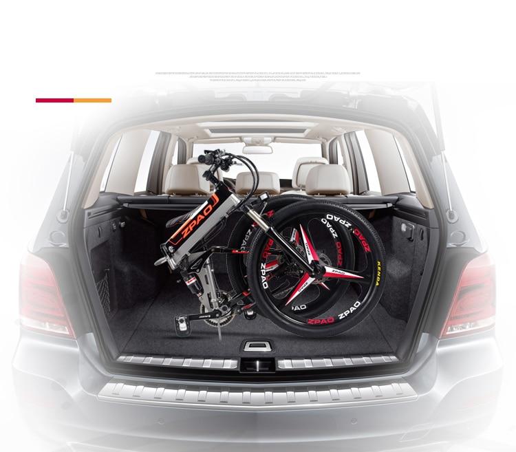 HTB1ohWKh0fJ8KJjy0Feq6xKEXXax - 21 Velocity, 26 inches, 48V/15A, 350W, Folding Electrical Bicycle, Mountain Bike, Lithium Battery, Aluminum Alloy Body, Disc Brake.