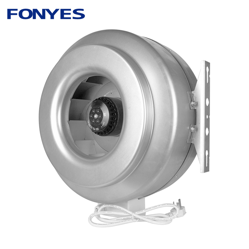 Fans for round ducts 315mm inline duct fan for long distance kitchen fan with big volume цена