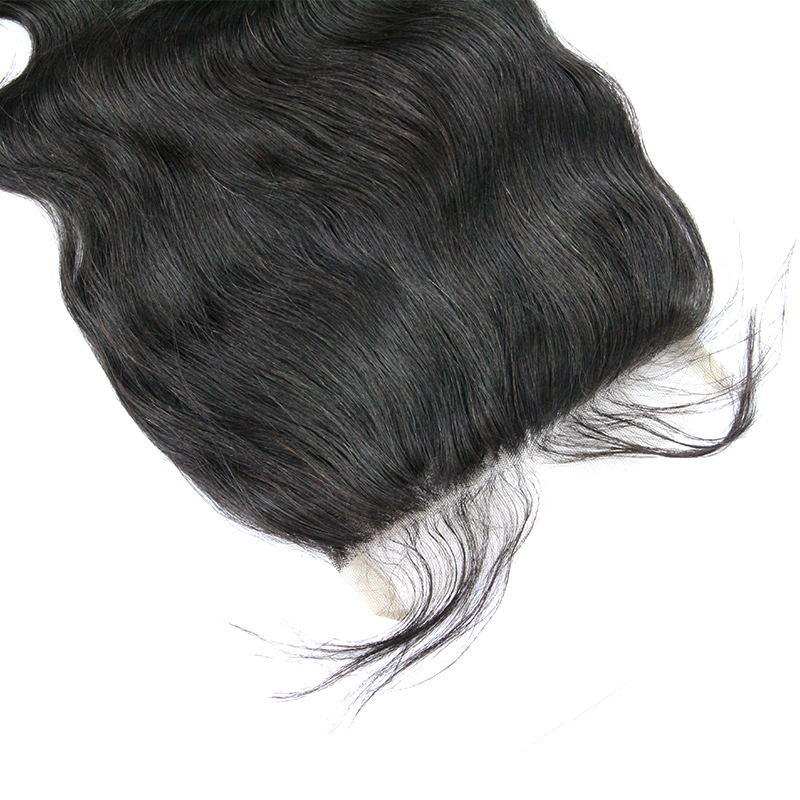 Image 3 - 6x6 Lace Closure Pre Plucked With Baby Hair Brazilian Body Wave Virgin Human Hair Closure With Baby Hair Berrys Fashion-in Closures from Hair Extensions & Wigs