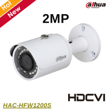 Dahua HAC-HFW1200S 2MP HDCVI IR Bullet Camera IR length 30m 1080P Outdoor IP67 DC12V Original export version without logo