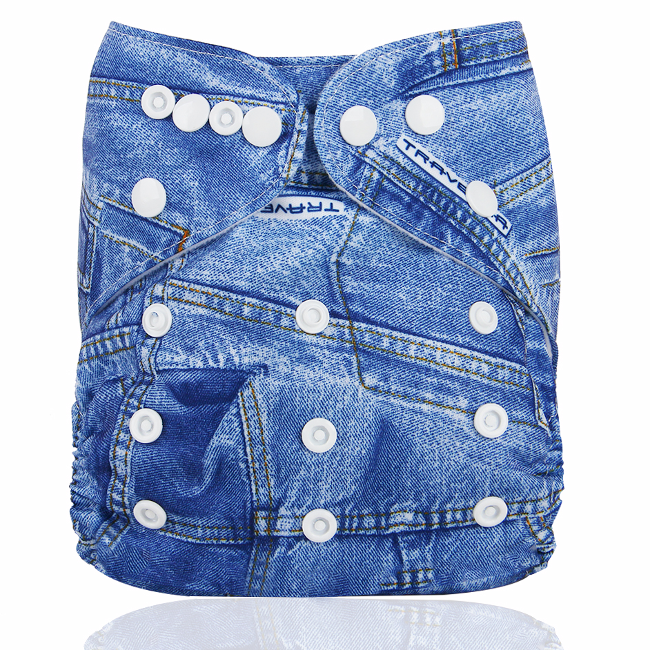 Bear Leader 207 Baby Diaper Cover Wrap Blue Baby Nappy Changing Reusable Baby Cloth Diapers Washable Pool Cover 13 Color