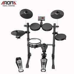TDX-15S Elektronische Drum Set kit Percussion Musik Instrumente Bauen-in Metronom 12 Gruppen Trommel Töne 43 Gruppen Begleitung