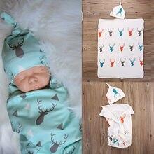 NEW  Kids Newborn Baby Stretch Wrap Knit Baby Swaddling Wrap Blanket Bath Towel