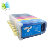 WINNERJET 700ml PFI-301 and PFI-302 Compatible Ink Cartridge for Canon IPF 8100 9100 8110 9110 Printer