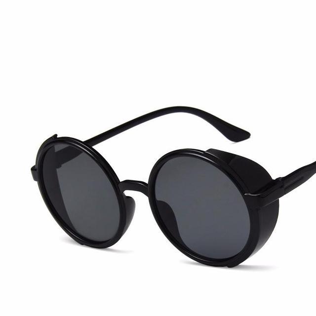 2018 Baru Eropa dan Amerika Rock dan Antik Kacamata Hitam 2145 Steam Punk  Kacamata Cepat Jual 7efad93559