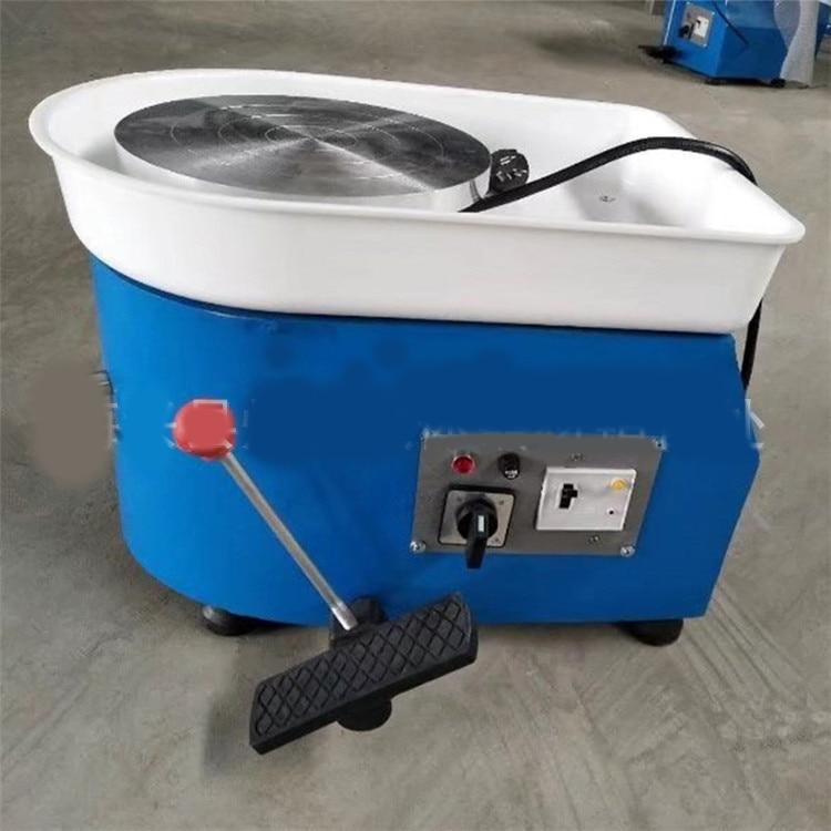 Machine en céramique de roue de poterie de 25 CM pour l'artisanat d'art d'argile de travail en céramique 110 V/220 V