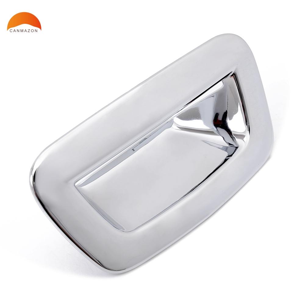 Fit for Chevrolet TRAX TRACKER 2014 2015 2016 high quality ABS CHROME trunk rear door catch door handle car accessary