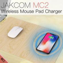 JAKCOM MC2 Mouse Pad Sem Fio Carregador venda Quente em Acessórios como sega evjf interruptor jogo