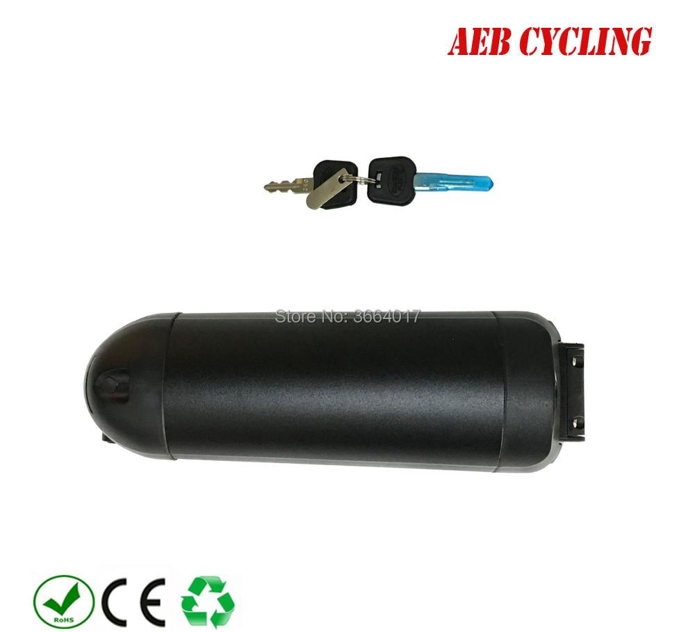 Free shipping and taxes to EU US very portable <font><b>36V</b></font> <font><b>5Ah</b></font> Lithium ion <font><b>battery</b></font> G20 small bottle <font><b>battery</b></font> for foldable bike city bike image